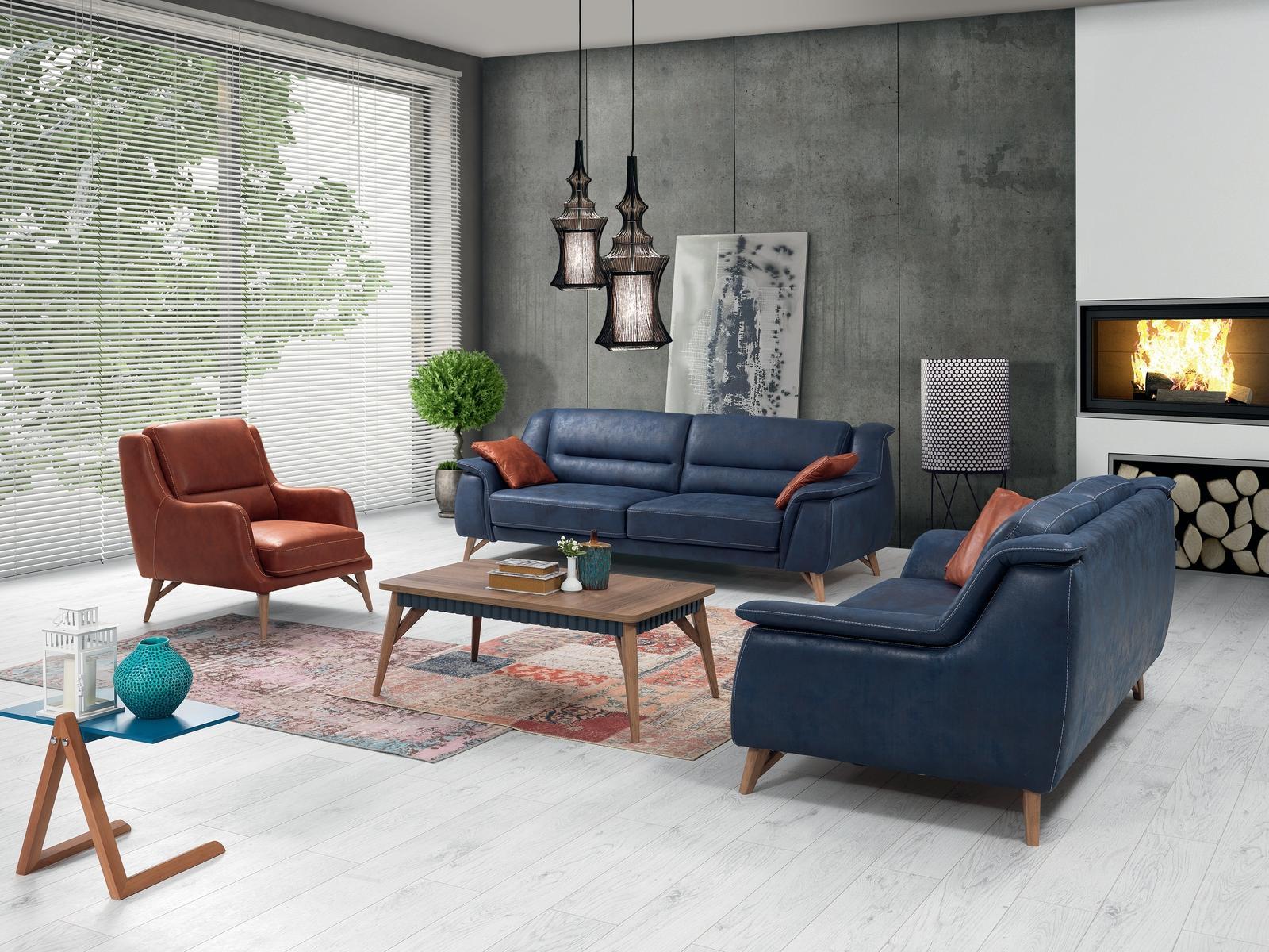 Astonishing Marcelo Sofa Set Area Mobilya Pabps2019 Chair Design Images Pabps2019Com